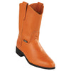 Men's Original Michel Pull On Boots Nappa Leather With Rubber Sole - yeehawcowboy