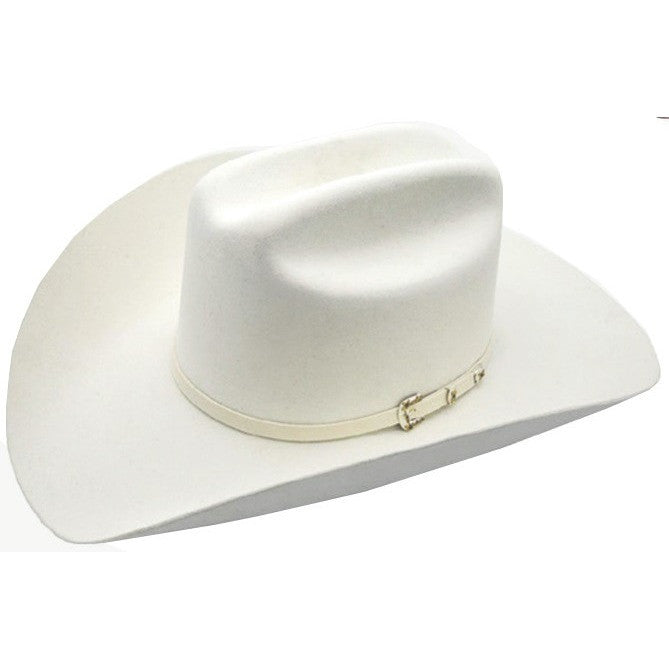 6X Stetson Adelante Hat White The Best Stetson Hats Made -9816