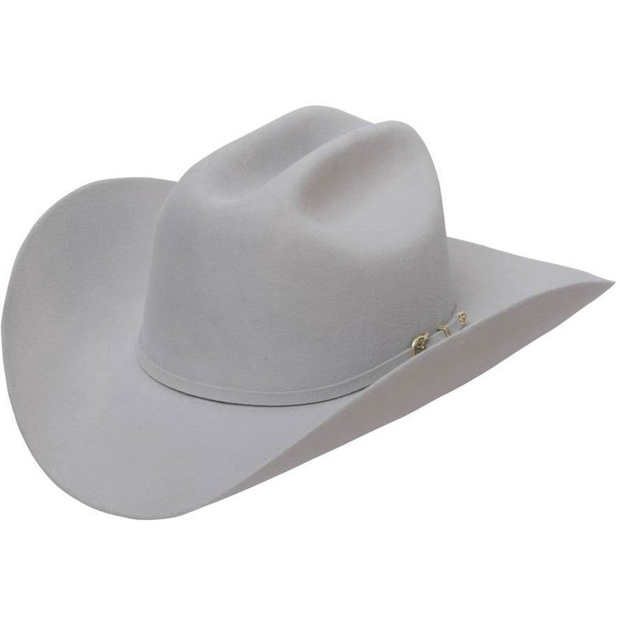 Stetson High Point 6x Hat Silver Gray Stetson Fur Felt Cowboy Hat ... f65dc3d45d8