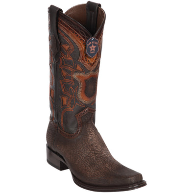 Men's Los Altos Shark Boots European Square Toe Handcrafted - yeehawcowboy