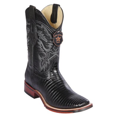 Men's Los Altos Teju Boots Handcrafted - yeehawcowboy