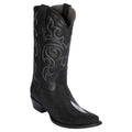 Men's Los Altos Stingray Snip Toe Boots Single Stone Handmade - yeehawcowboy