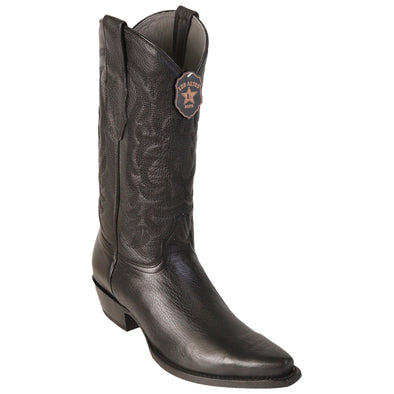 Men's Los Altos Deer Boots Snip Toe Handcrafted - yeehawcowboy