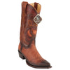 Men's King Exotic Snip Toe Sharkskin  Boots Handcrafted - yeehawcowboy