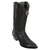 Men's Los Altos Genuine Caiman Belly J Toe Boots Handcrafted - yeehawcowboy
