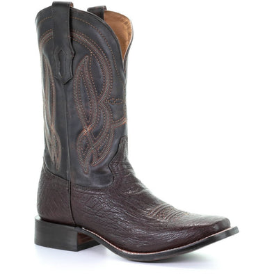 Men's Corral Ostrich Exotic Boots Handcrafted - yeehawcowboy