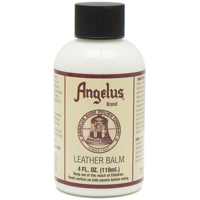 Angelus Leather Balm Cleaner, Conditioner, Polisher, Preserver - yeehawcowboy