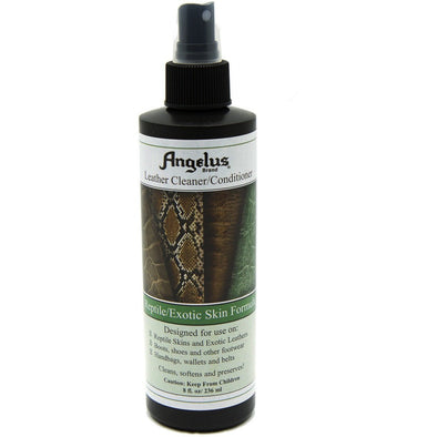 Angelus Brand Reptile And Exotic Skin Spray Cleaner Conditioner - yeehawcowboy