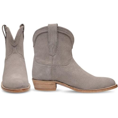 Women's Bachesto Daffney Waterproof Suede Boots Handcrafted - yeehawcowboy