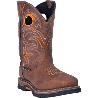 Men's Dan Post Storms Eye Composite Toe Work Boots - yeehawcowboy