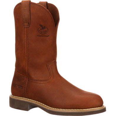 Men's Georgia Boots Carbo-Tec Wellington - yeehawcowboy