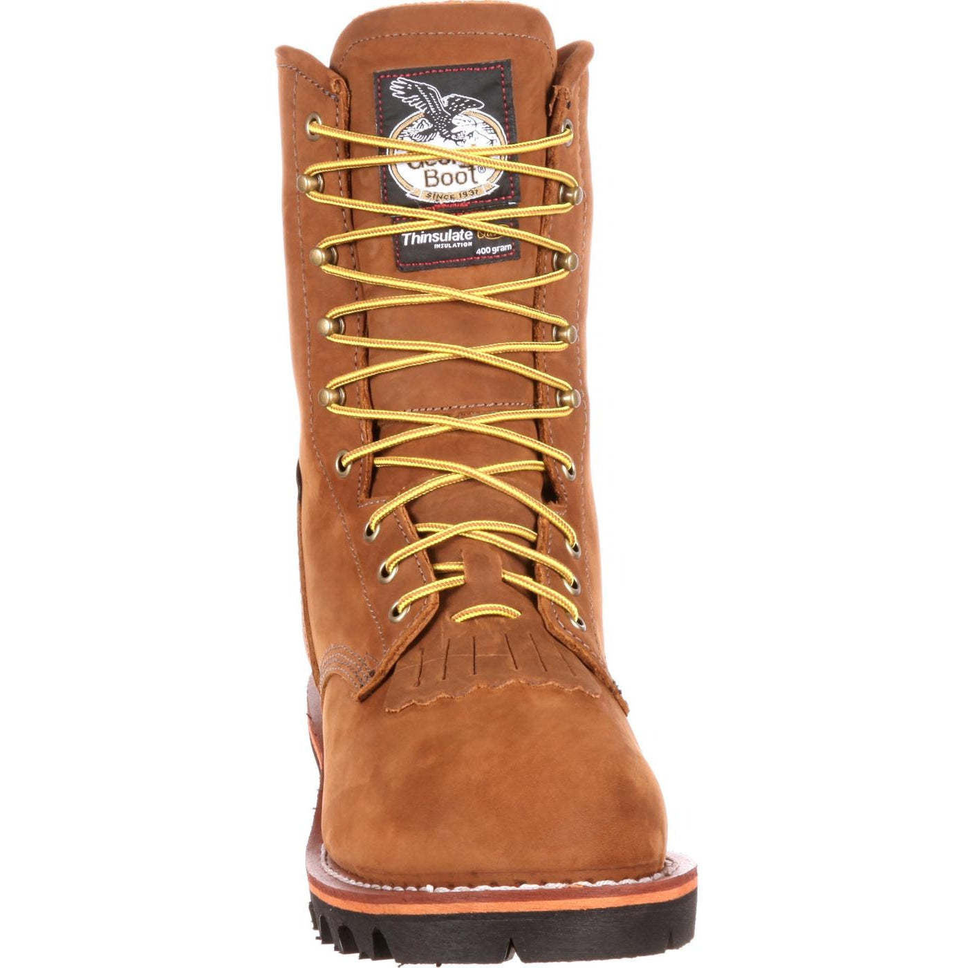 ... Men s Georgia Boots Steel Toe GORE-TEX® Waterproof Insulated Steel Toe  Logger Work Boots ... 4fb83f54a257