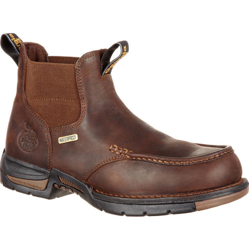 004b282f137 Georgia Boots True Comfort In Work Boots Made From The Best Leather ...