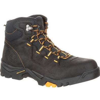 Men's Georgia Boots Amplitude Waterproof Work Boots - yeehawcowboy