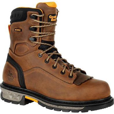 Men's Georgia Boots Carbo-Tec Ltx Waterproof Work Boots - yeehawcowboy