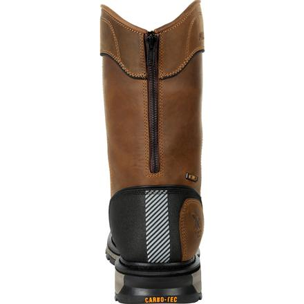 Men's Georgia Boots Carbo-Tec Ltx Waterproof Pull On Boots - yeehawcowboy