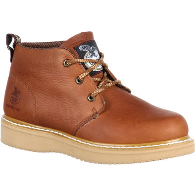 Men's Georgia Boots Wedge Chukka Work Boots - yeehawcowboy