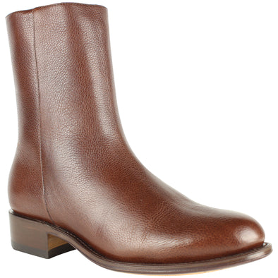 Men's Duque Di Galliano Boots Round Toe Handcrafted - yeehawcowboy