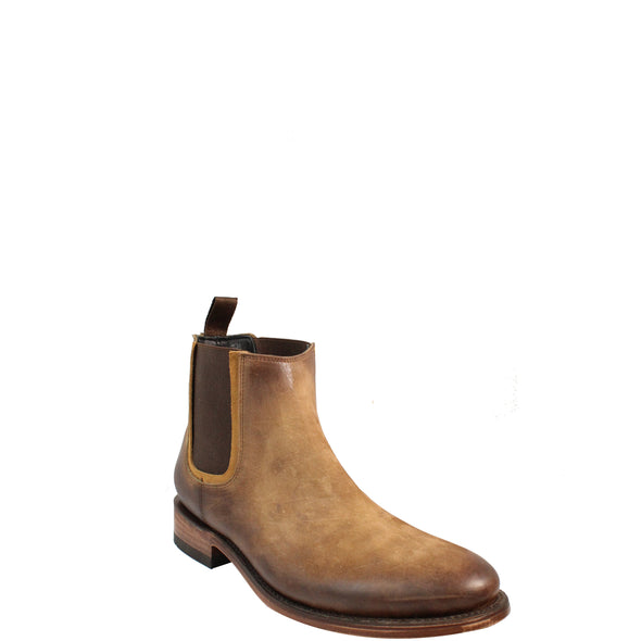 Men's Corral Leather Boots Handcrafted - yeehawcowboy