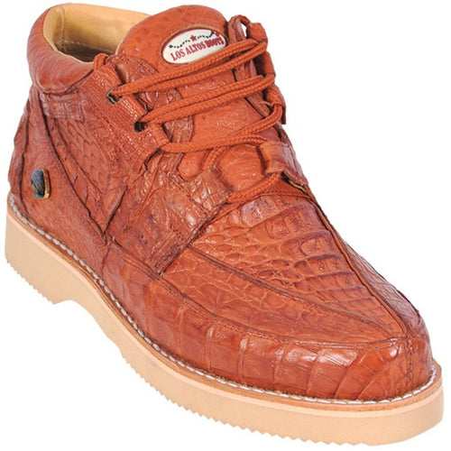 Men's Los Altos Caiman Casual Shoes Handcrafted - yeehawcowboy