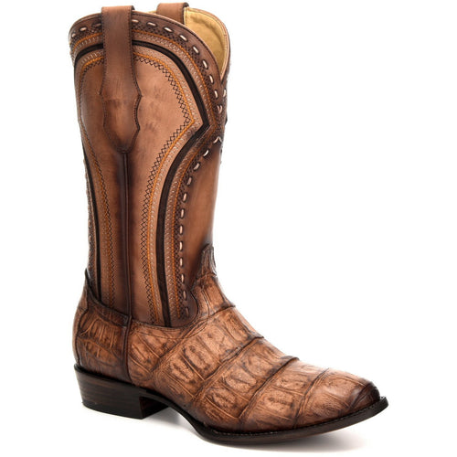Men's Corral Alligator Boots Handcrafted - yeehawcowboy