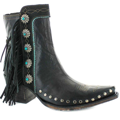 Women's Double D Ranch Apache Kid Boots by Old Gringo - yeehawcowboy