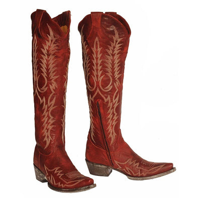 Women's Old Gringo Mayra Bis Boots Handcrafted - yeehawcowboy