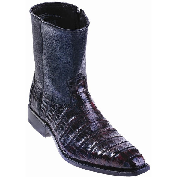 Men's Los Altos Caiman Belly Fashion Dress Boots - yeehawcowboy