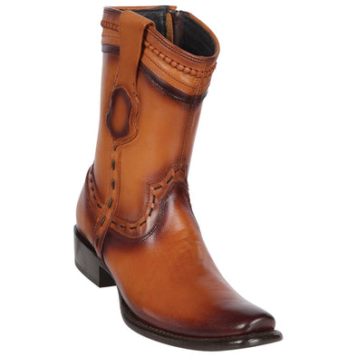 Men's King Exotic Leather Boots Dubai Toe Handcrafted - yeehawcowboy