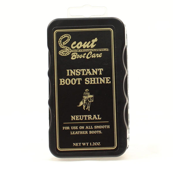 Scout Instant Boot Shine - yeehawcowboy