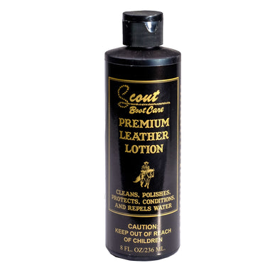 Scout Premium Leather Lotion For Boots - yeehawcowboy