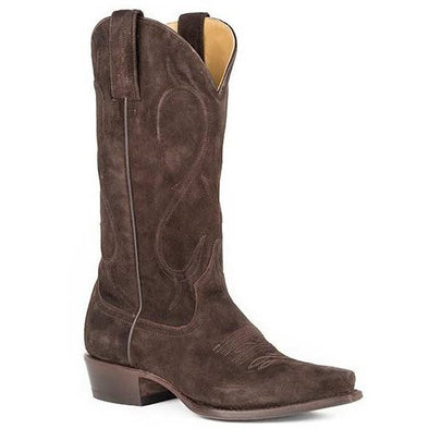 Women's Stetson Reagan Boots Snip Toe Handcrafted - yeehawcowboy
