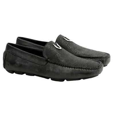 Men's Vestigium Genuine Catshark Loafers Handcrafted - yeehawcowboy
