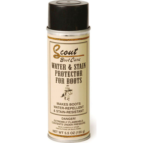 Scout Water And Stain Repellent Protector Spray For Boots - yeehawcowboy