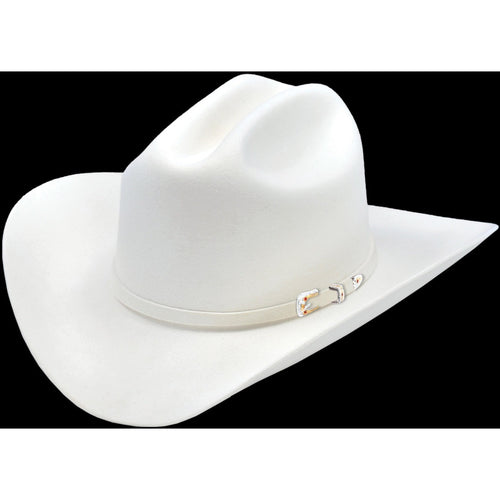 2a63877d9dfba Los Altos Hats-Joan Style Felt Cowboy Hat 4x 6x 10x Available - yeehawcowboy