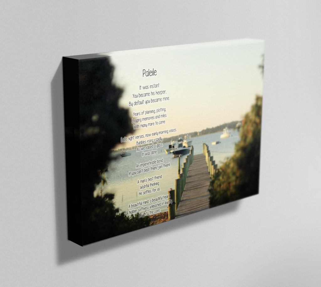 Leaving/Retirement Personalized Gift