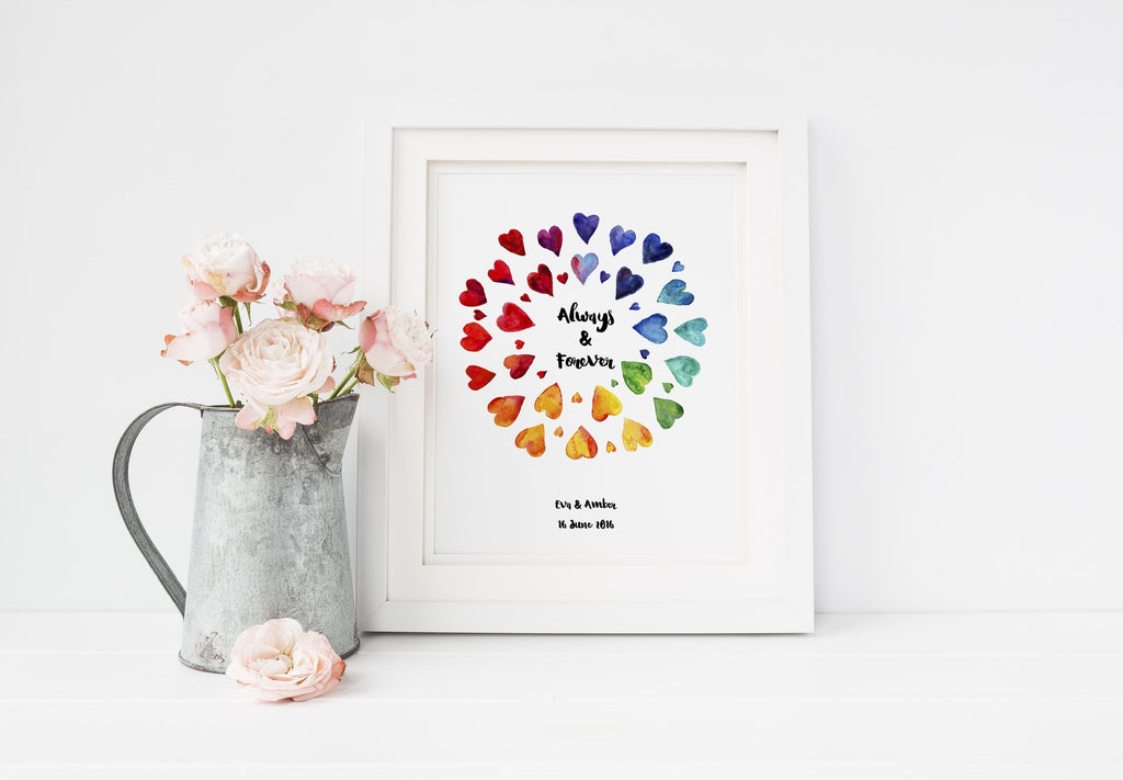 teacher gifts, teacher gift ideas, fathers day gifts, fathers day gift ideas, baby shower fingerprint tree, custom quote