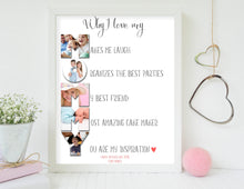 Christmas Gifts Mother, Moms Christmas Gifts, Mum Photo Gifts for Mothers Day, Photo Collage Prints for Mom Gift