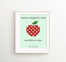 Teacher Appreciation Printable, Teacher Quote Printable, Best Teacher Gifts, Printable Teacher Art Prints
