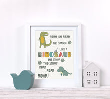 Dinosaur Bedroom Decor, Nursery Decor Dinosaur, Boy Nursery Wall Decor, Dinosaur Poster, Boys Room Prints, Toddler Wall Art, Kids Room Art