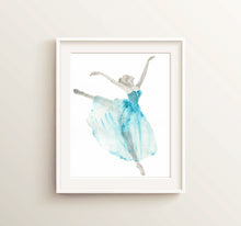 Ballet Wall Art, Ballet Wall Decor, Ballet Dancer Pictures, Ballet Dancer Painting, Ballet Dancer Print, Ballet Gifts