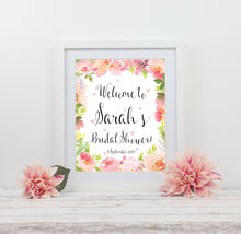 hen party welcome printables, hen party welcome sign, baby shower welcome poster, baby shower welcome sign uk