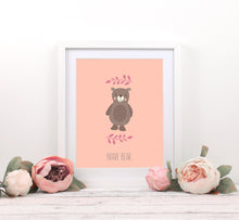 new baby gifts, new baby girl gifts, peach nursery decor, new baby quotes, peach nursery print, peach pink nursery
