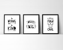 Black and White Nursery Prints UK, Adventure Nursery Decor, Baby Art
