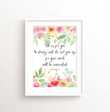 Floral Custom Quote Poster, Your Text Here Custom Poem Print, Custom Quote Prints