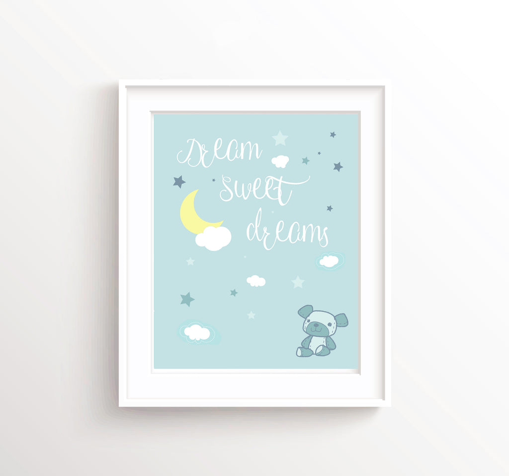 Dream Sweet Dreams Print