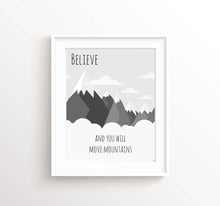 christian wall art prints, christian wall art, christian wall art for nursery, christian nursery art