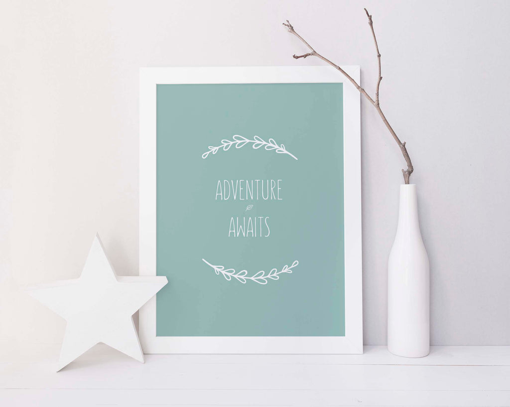 Adventure Awaits Nursery Decor, Adventure Awaits Nursery Art, adventure awaits nursery theme, adventure awaits bedroom