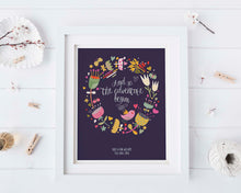 And So The Adventure Begins Wall Art, Couple Engagement Gifts UK, Unique Wedding Gifts UK, Printable Wedding Present