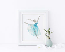 Ballerina Wall Art, Ballerina Wall Pictures, Ballerina Wall Decor, Ballerina Gifts, Ballerina Slippers Wall Decor